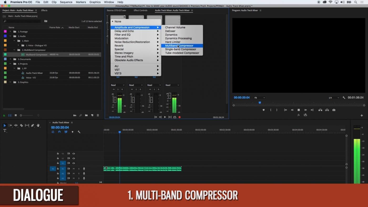 How to MAKE your AUDIO sound BADASS | 2020 9