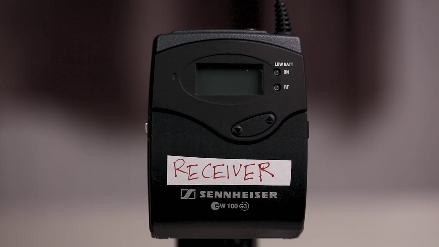 How to Connect a Sennheiser G3 Wireless system to a Zoom H4n 4