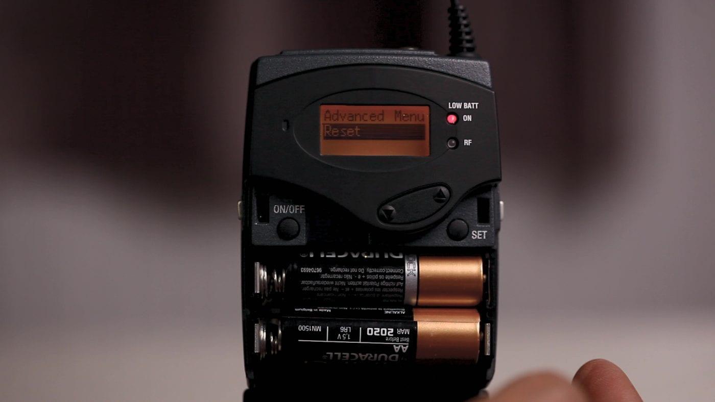 sennheiser-g3-receiver-set-advanced-menu-reset