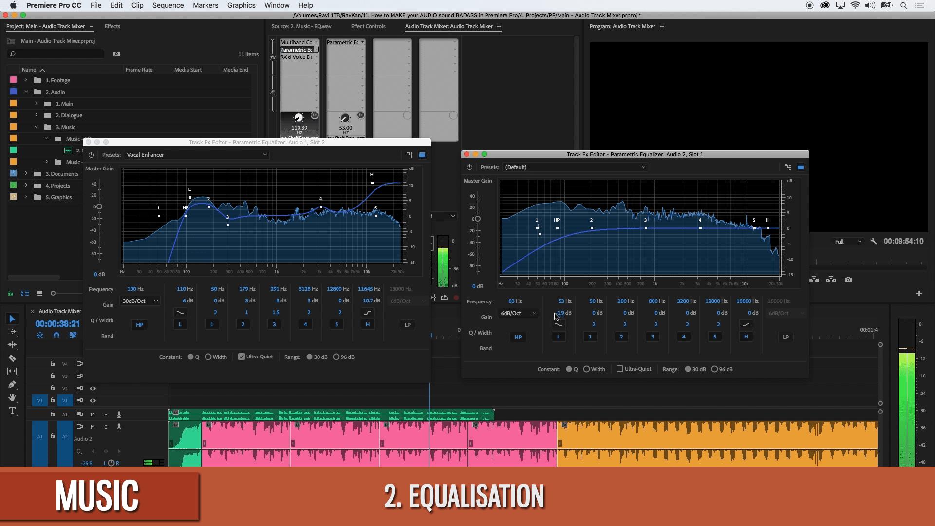 How to MAKE your AUDIO sound BADASS | 2020 23