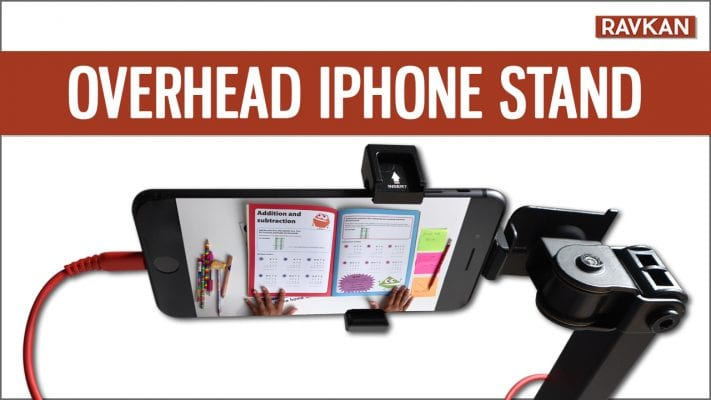 Iphone-Overhead-Mount