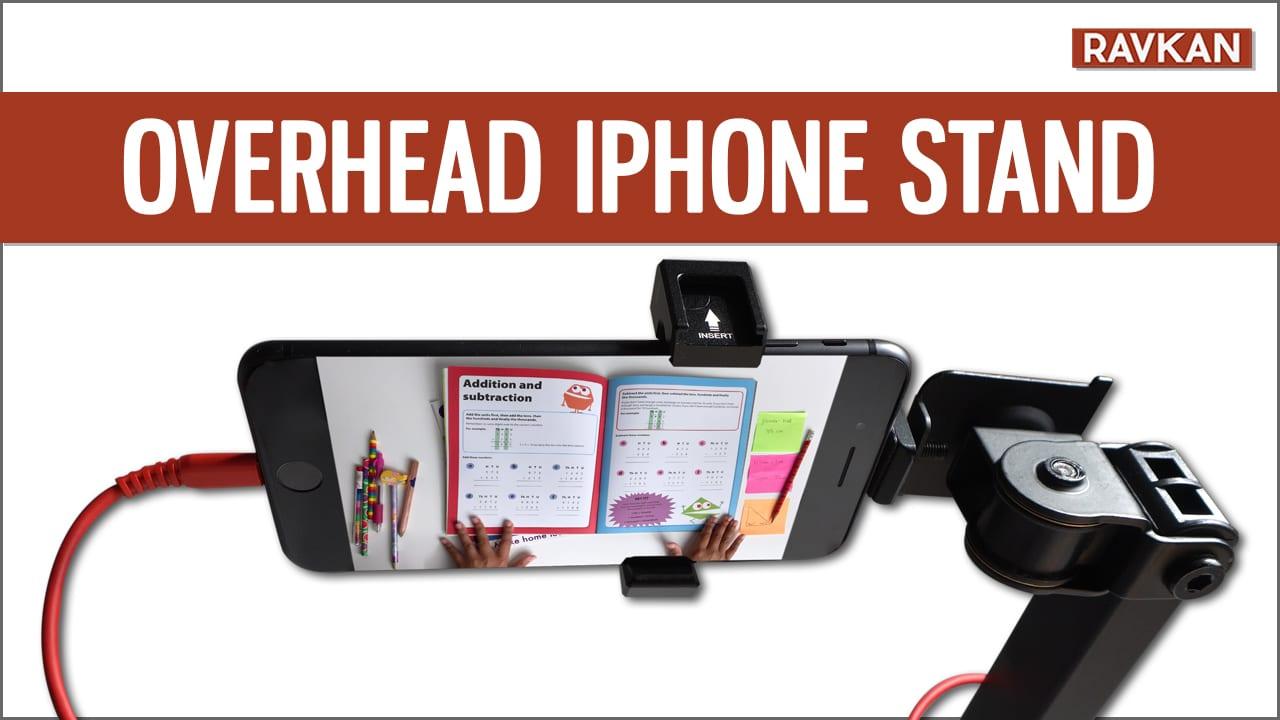 Iphone-Overhead-Mount